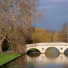 Bridge in Cambridge by RandomAlex