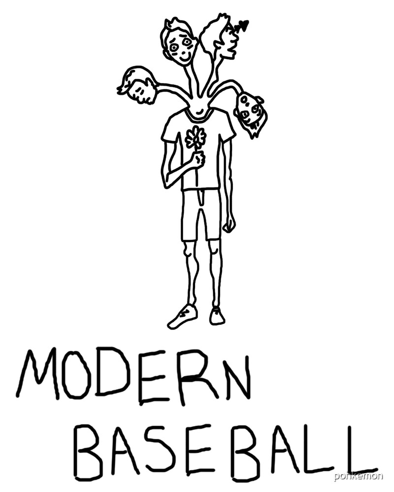Modern Baseball // Stages of Love