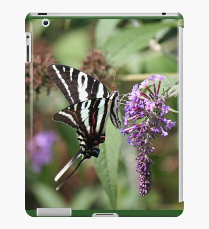 Hungry Zebra iPad Case/Skin