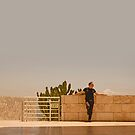 The Getty by deepbluwater