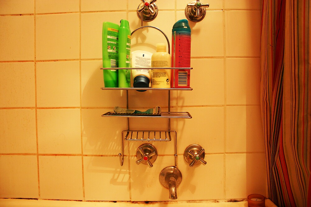 Shower Time by Chris Mander