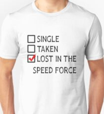 Lost in the Speed Force - v2 T-Shirt