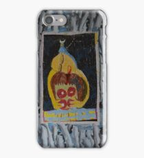 Doughnuts - Abstract Outsider Art iPhone Case/Skin