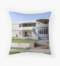 Fort Moderne  Throw Pillow