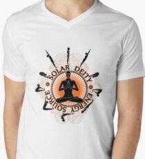 Surya Namaskar Men's V-Neck T-Shirt