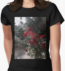 Rosey Womens Fitted T-Shirt