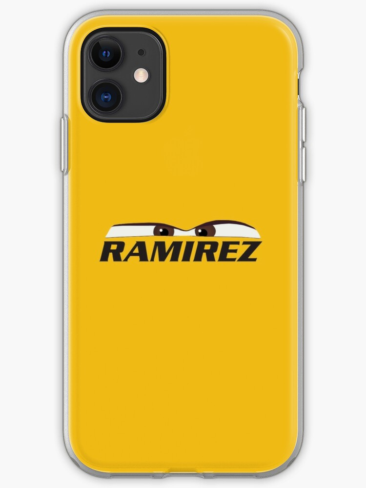 Cruz Ramirez Cars 3 Iphone Case Cover By Captaingmurd Redbubble