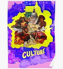 Migos Collage Poster
