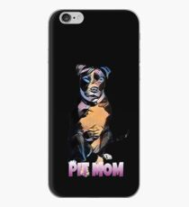 Pit mom iPhone Case