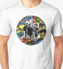 A Tribe Called Quest Collage Design Unisex T-Shirt