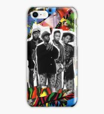 A Tribe Called Quest Collage Design iPhone Case/Skin