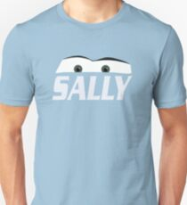 Sally - Cars 3 Unisex T-Shirt