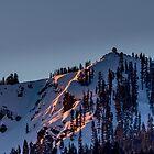 Mills Peak by Barry Buchholtz