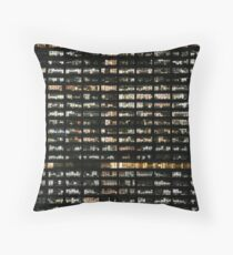 office space Throw Pillow