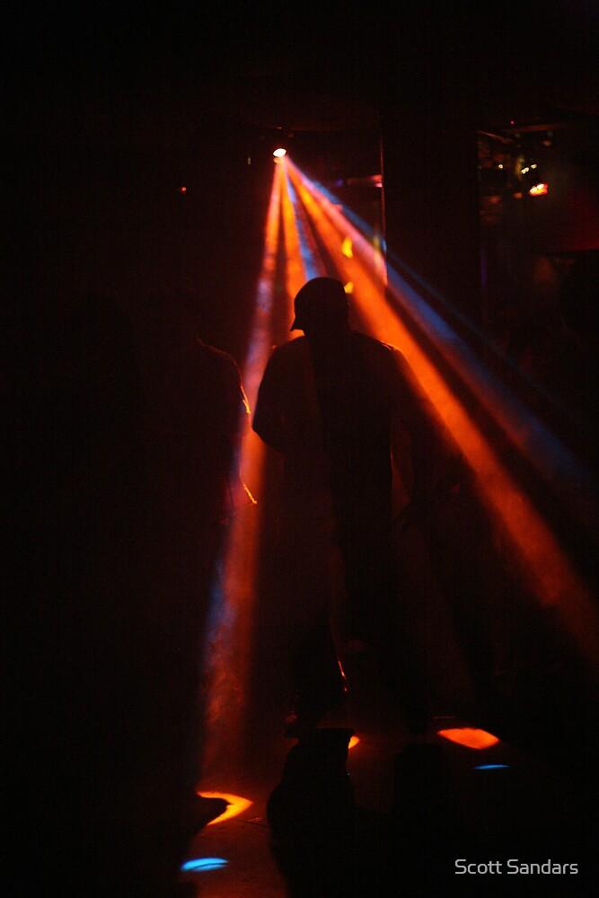 dancer in the dark by Scott Sandars