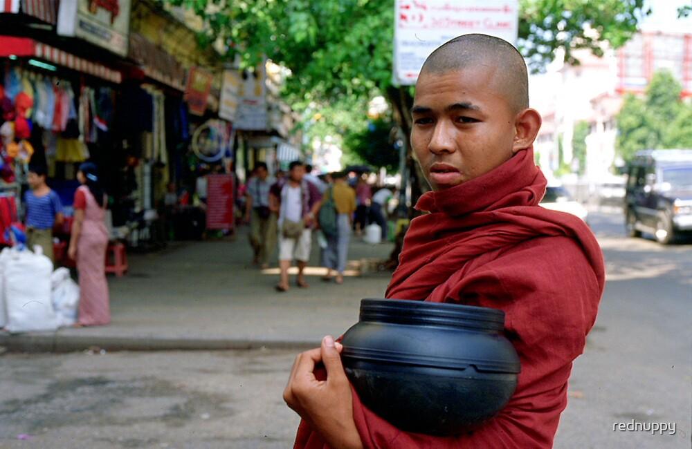 Myanmar (untitled) by rednuppy