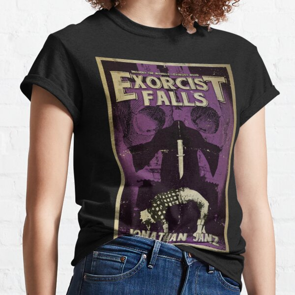 Sinister Grin Press Exorcist Falls  Classic T-Shirt