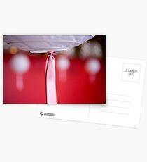 Red Lantern Postcards