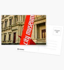 City Museum Postcards