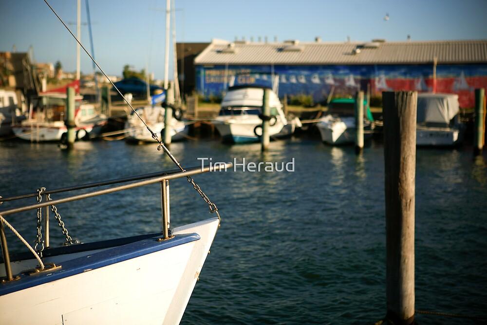 Anchored by Tim Heraud