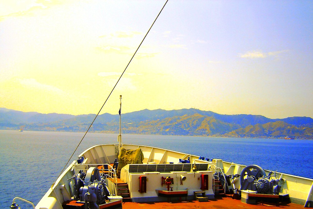 Boat View by HamRadio