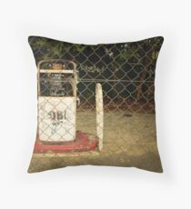 In Need of a Refuel. Throw Pillow