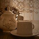 Tea Time by Tamara Mason