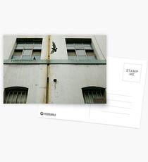 A Brief Rendezvous Postcards