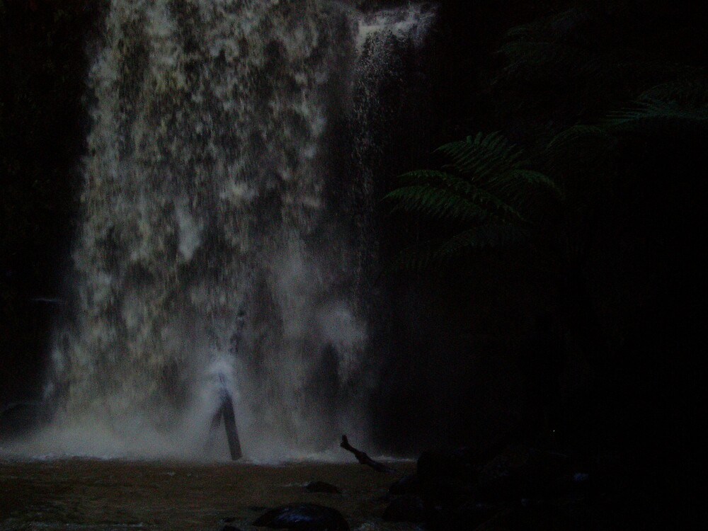 The waterfall by HamRadio