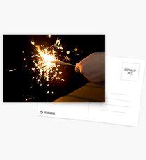 For Auld Lang Syne Postcards