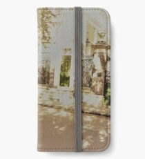 Horse drawn carriage iPhone Wallet/Case/Skin