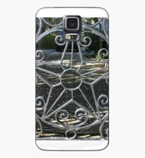 wrought iron star  Case/Skin for Samsung Galaxy
