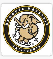 MAMMOTH  Sticker