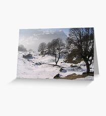 Grindelwald Greeting Card