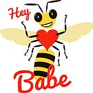 Love Bee (Valentine) by jezkemp