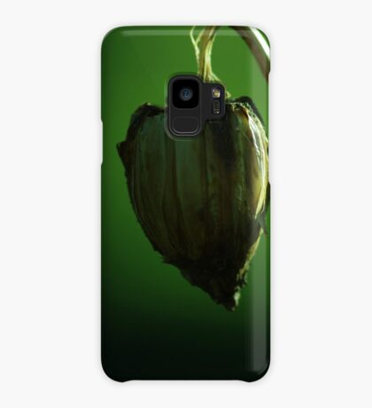 suspended heart Case/Skin for Samsung Galaxy