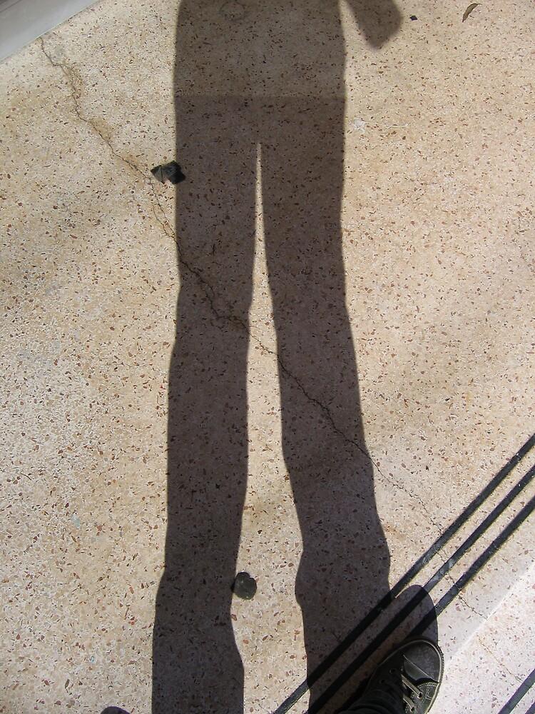 shadow play by Sallyrose