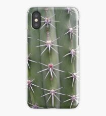 Fingers off - spiky iPhone Case