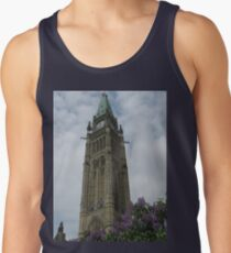 Clock Tower Tank Top