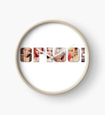 Spice Girls Clock