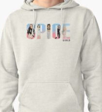 Spice Girls Pullover Hoodie