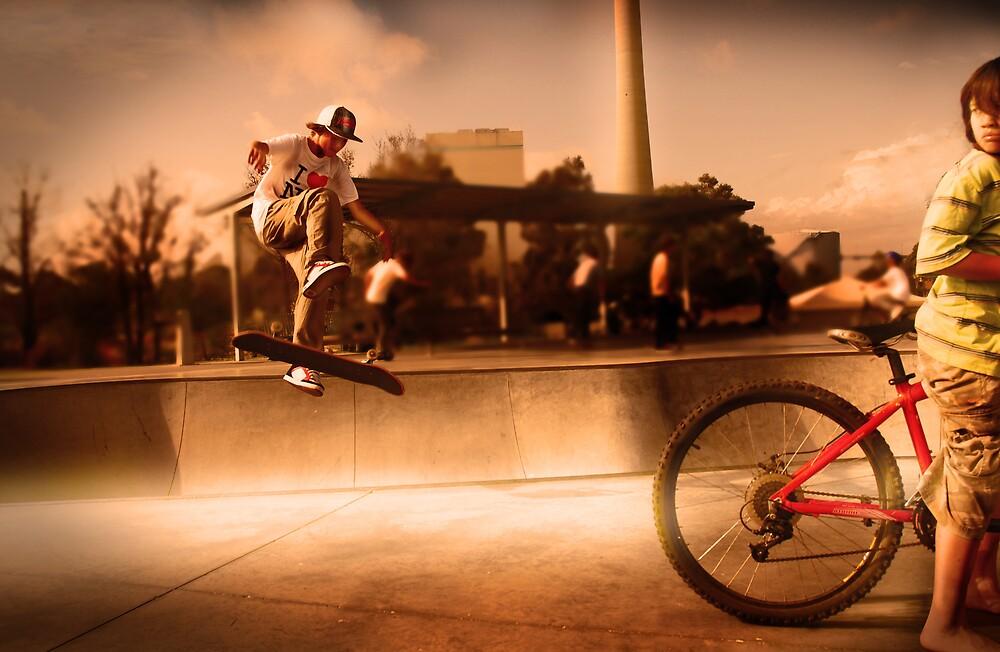 Sweet Jump by Paul Vanzella
