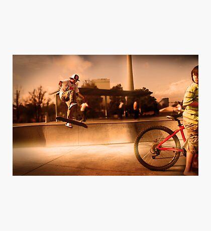 Sweet Jump Photographic Print