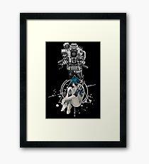 GITS Framed Print