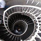 Downward spiral by Jodie Noonan