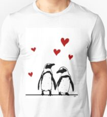 African Penguin Love Unisex T-Shirt