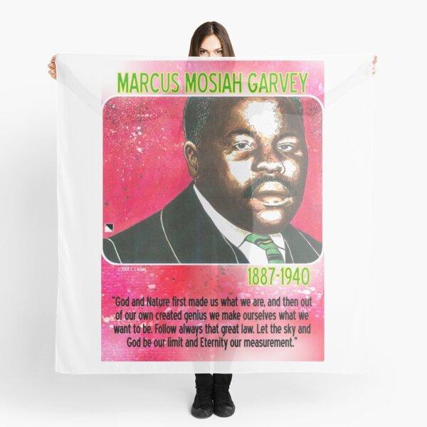 Marcus Mosiah Garvey Scarf