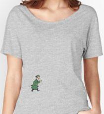 Tintin Professor Calculus Shirt Women's Relaxed Fit T-Shirt