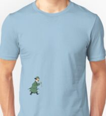 Tintin Professor Calculus Shirt Unisex T-Shirt
