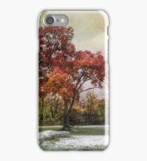Season's Meeting iPhone Case/Skin